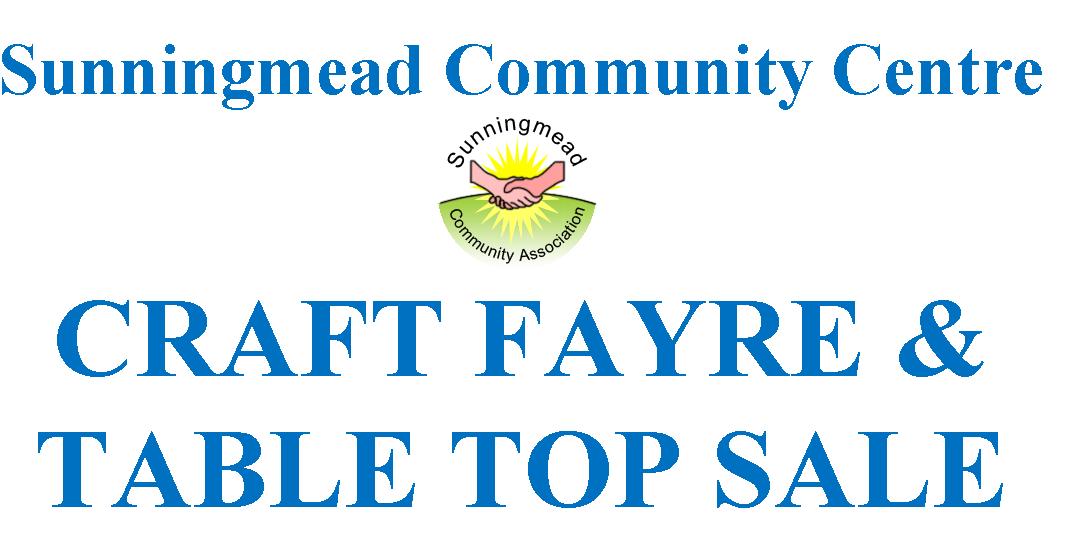 Craft Fayre Feb 15th 2020